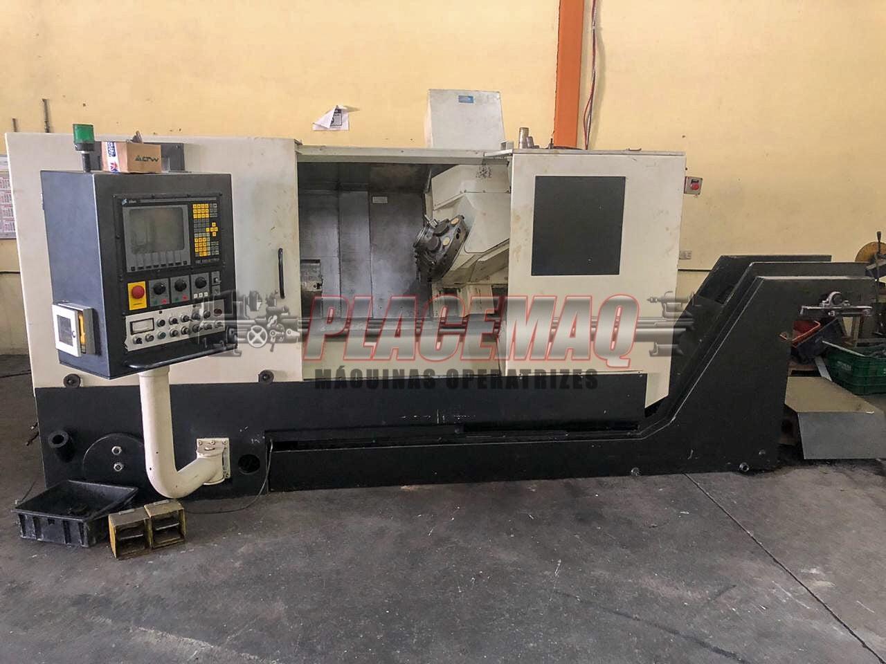 TORNO CNC INDEX GU 800
