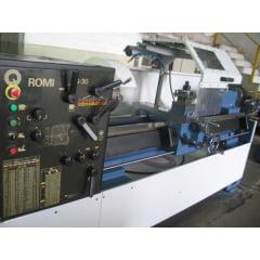 TORNO ROMI S-30 REFORMADO E ENQUADRADO NAS NORMAS NR12