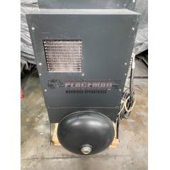 COMPRESSOR DE AR PARAFUSO CHICAGO PNEUMATIC 7.5 HP - 200 L COM SECADOR