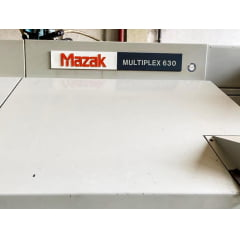 CENTRO DE TORNEAMENTO MAZAK MULTIPLEX 630