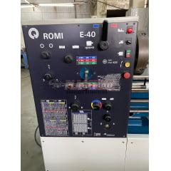 TORNO MECÂNICO ROMI E-40