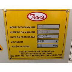 FRESADORA CNC TRAVIS - M5