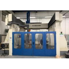 Fresadora Portal CNC -05 Eixos